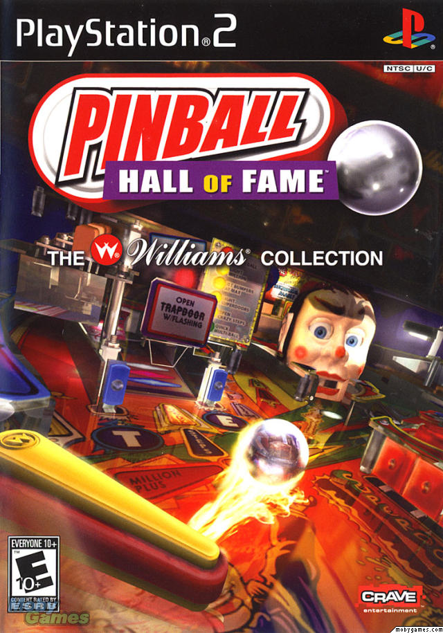 Pinball Hall Of Fame The Williams Collection Sony