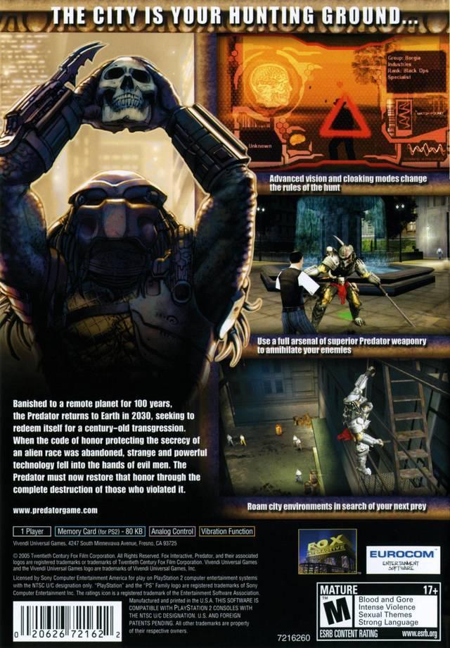predator concrete jungle pc download