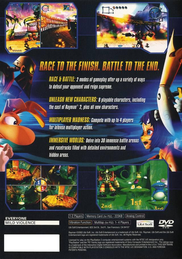 скачать Rayman Arena торрент - фото 10