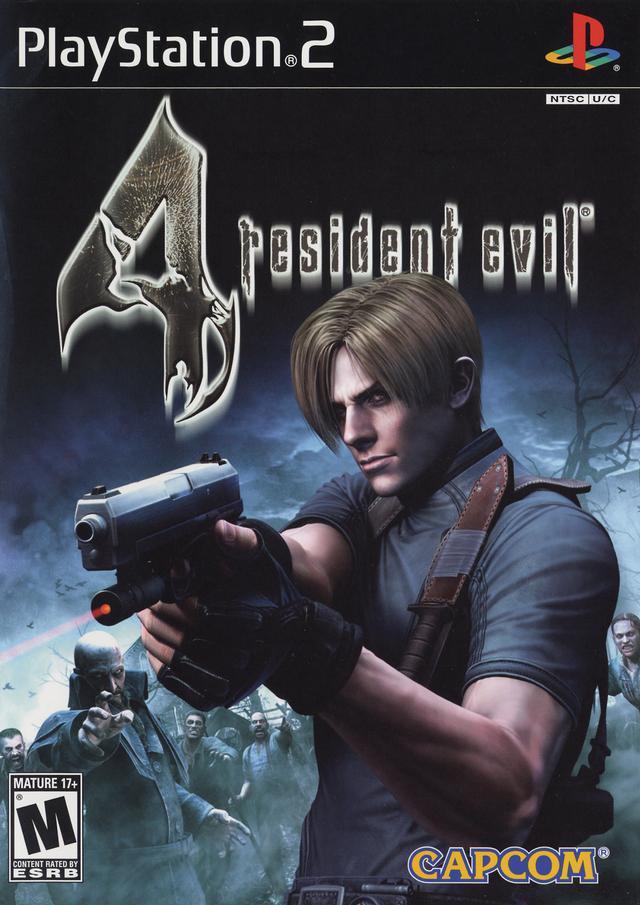 Image result for resident evil 4 playstation