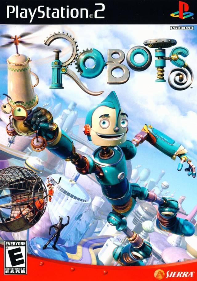 Robots Spiel