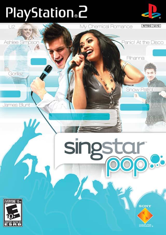Singstar Ps