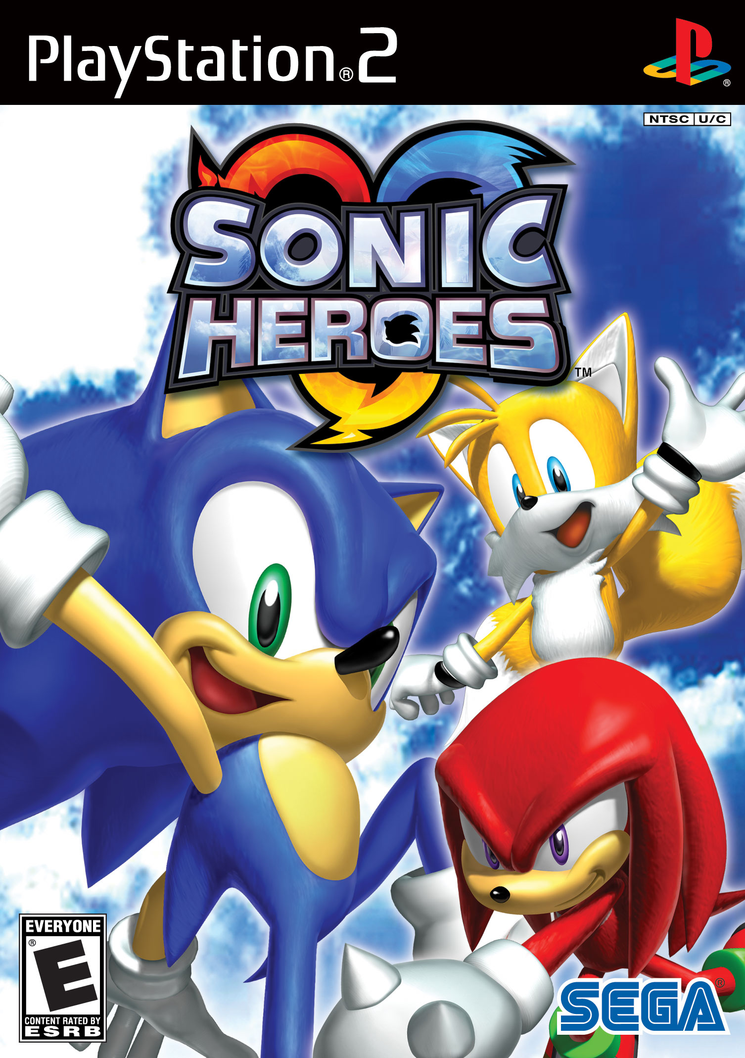 Sonic Games For Ps3 : Sonic heroes sony playstation game