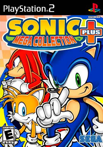 Sonic Games For Ps3 : Sonic mega collection plus sony playstation game