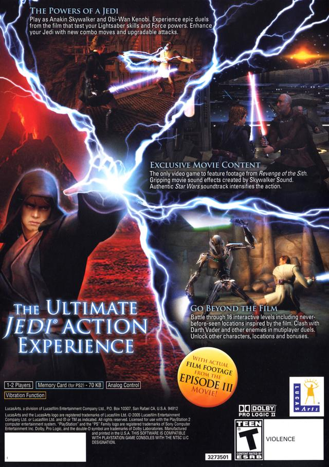 Where Can I Download Star Wars Episode Iii Revenge Of The Sith Game Torrent Games