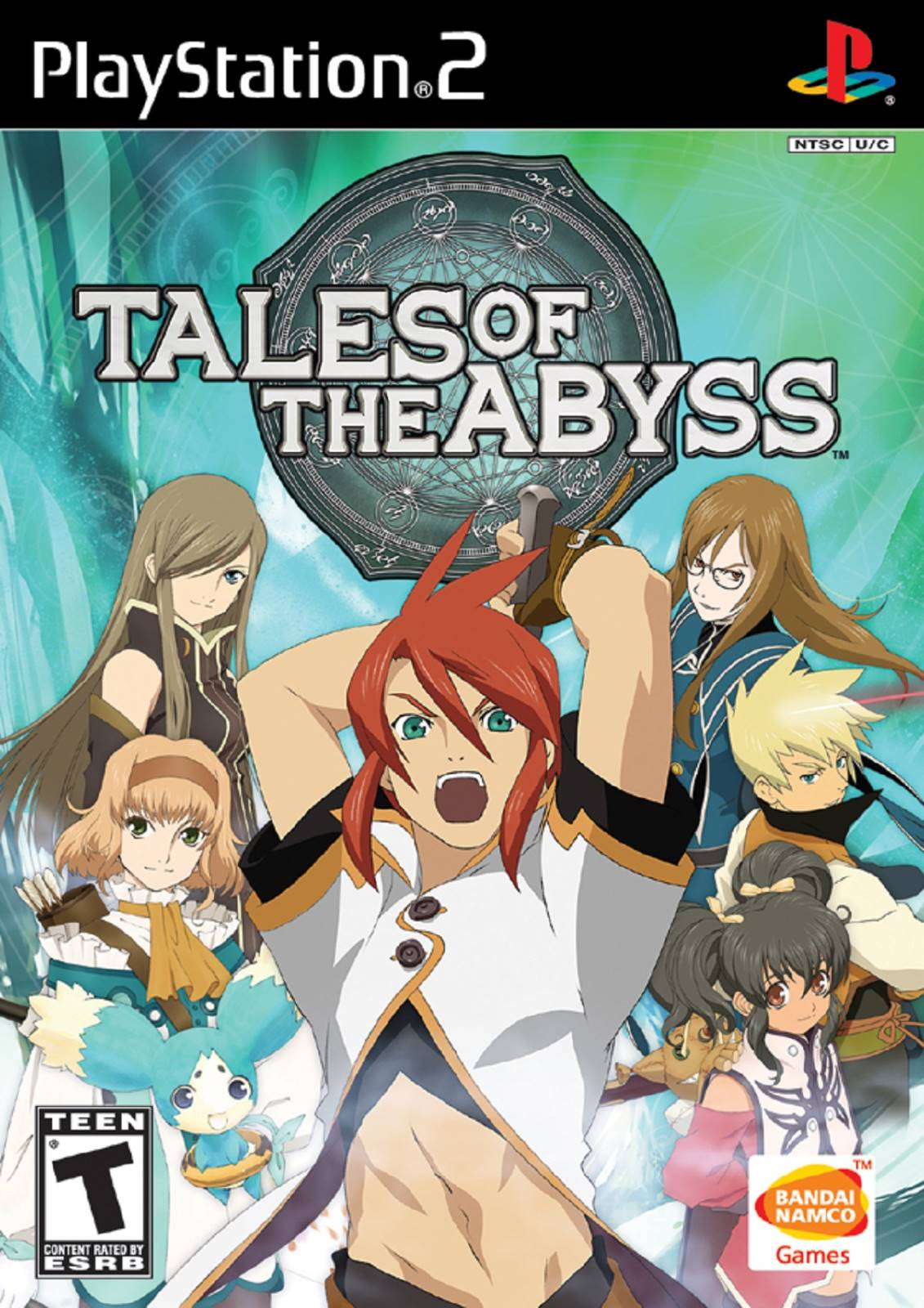 Tales of the Abyss Son...