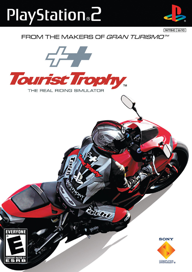 Tourist Trophy Sony Playstation 2 Game