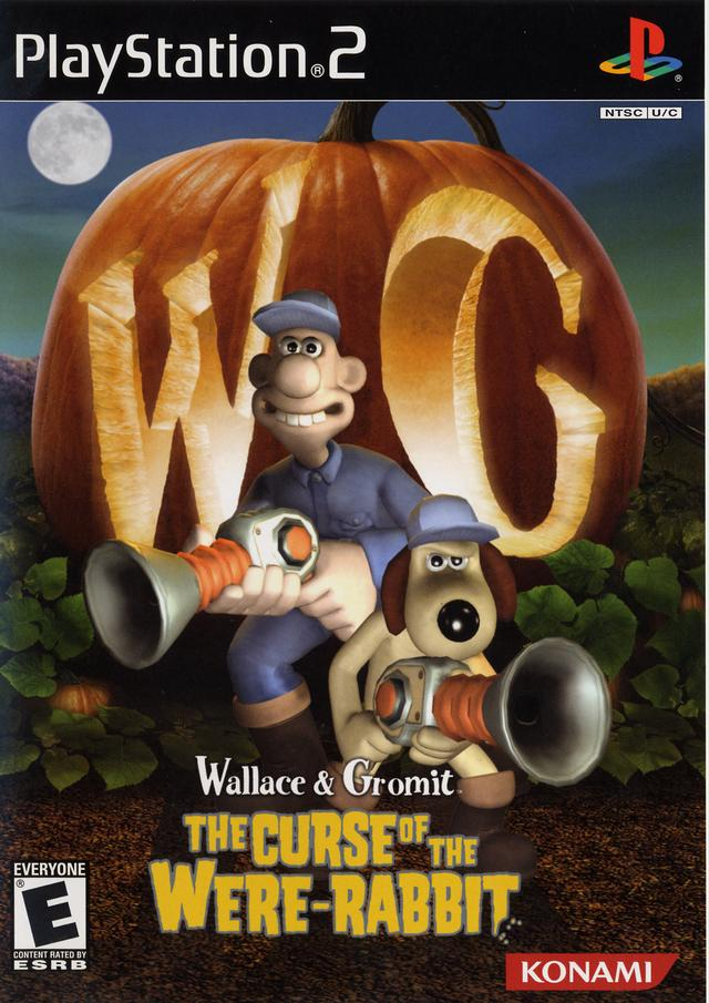 Wallace And Gromit Curse Of The Were Rabbit Sony