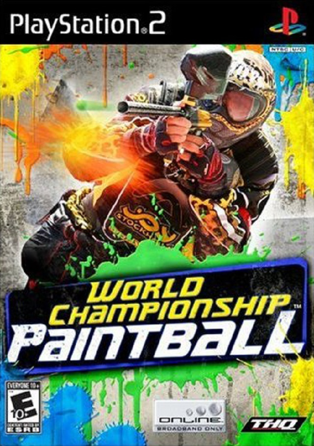Paintball Games For Xbox 1 : World championship paintball sony playstation game