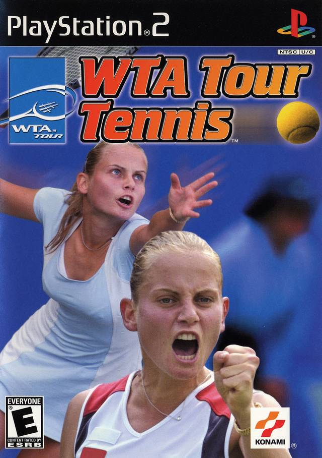 Download Game Tennis Ps 2