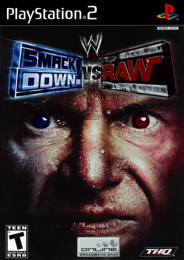Wwe Raw Smackdown
