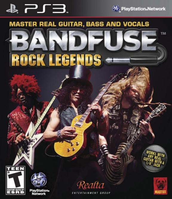 bandfuse xbox    bandfuse    rock legends playstation 3 game     bandfuse    rock legends playstation 3 game