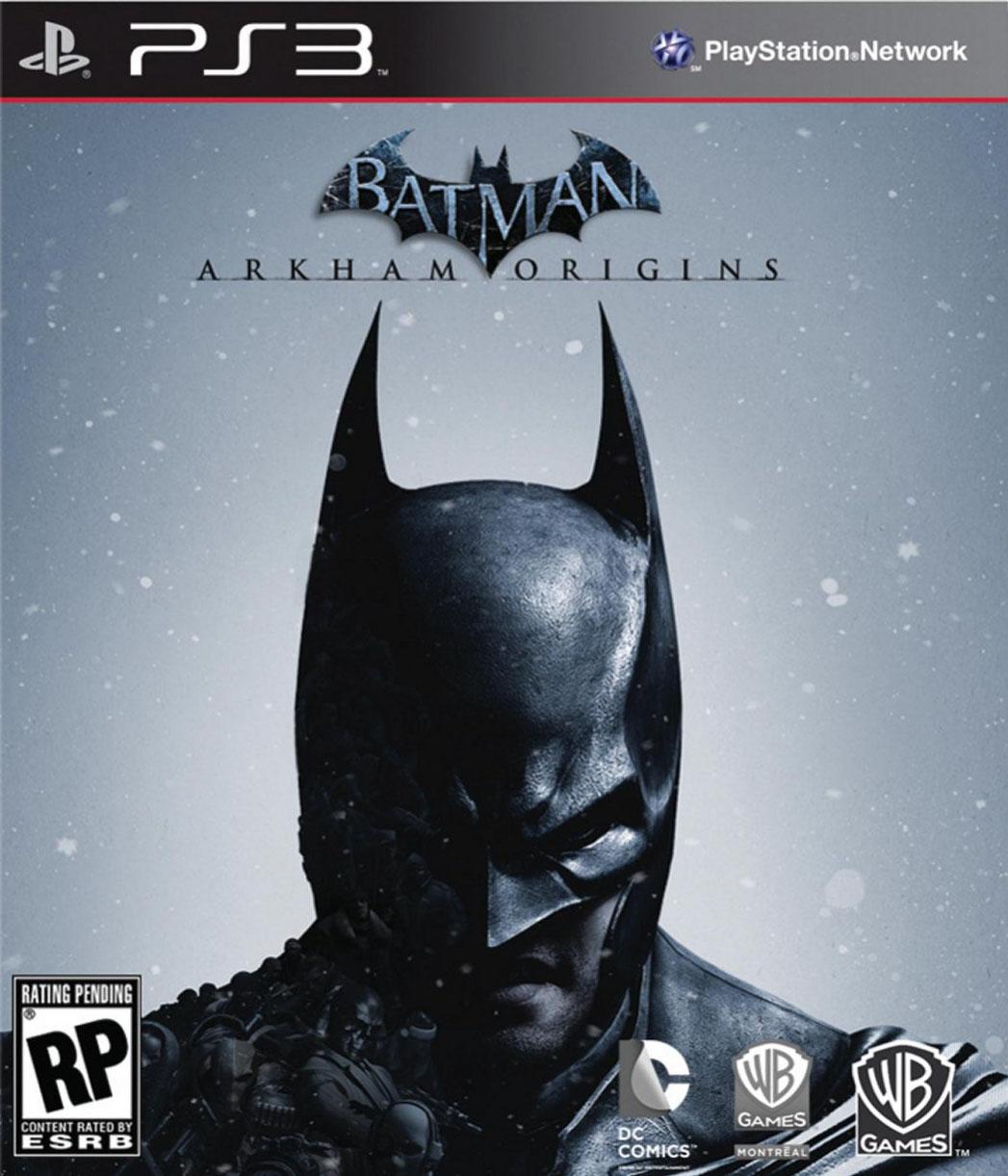 Batman Arkham Origins Playstation 3 Game Return To Asylum Reg Ps4