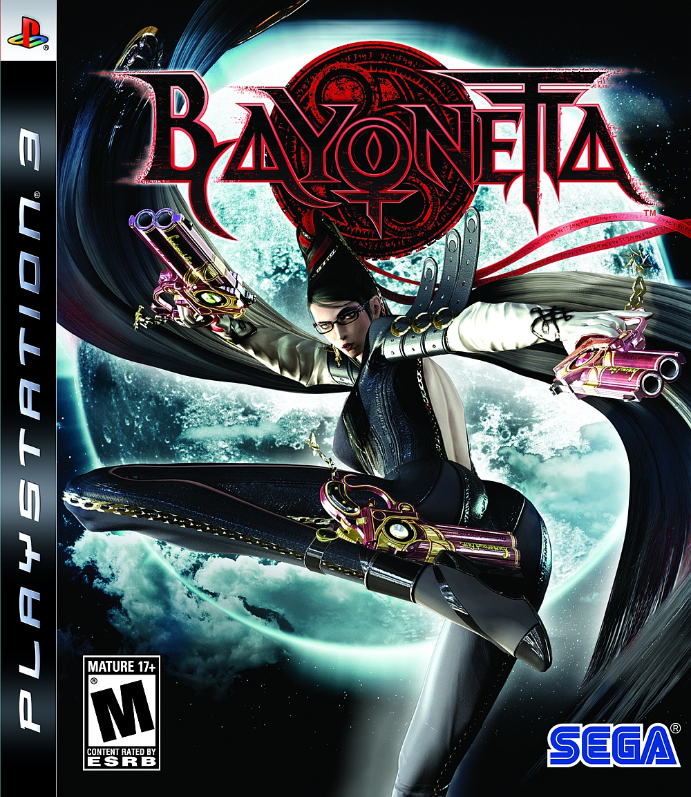All Playstation 3 Ps3 Game : Bayonetta playstation game