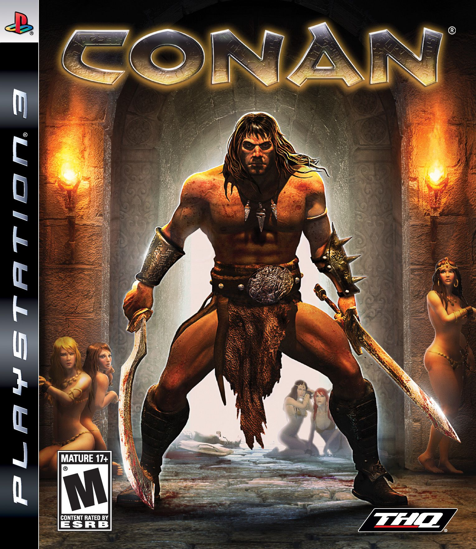 Conan Playstation 3 Game