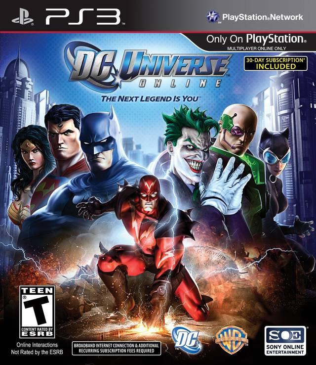 Dc Comics Games Online