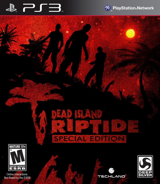 Dead Island Riptide Cex Ps