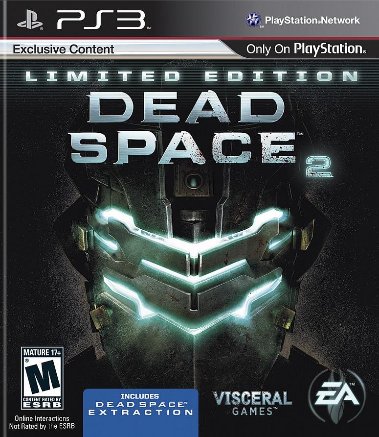 Dead space 2 collectors edition ps3 | zavvi.
