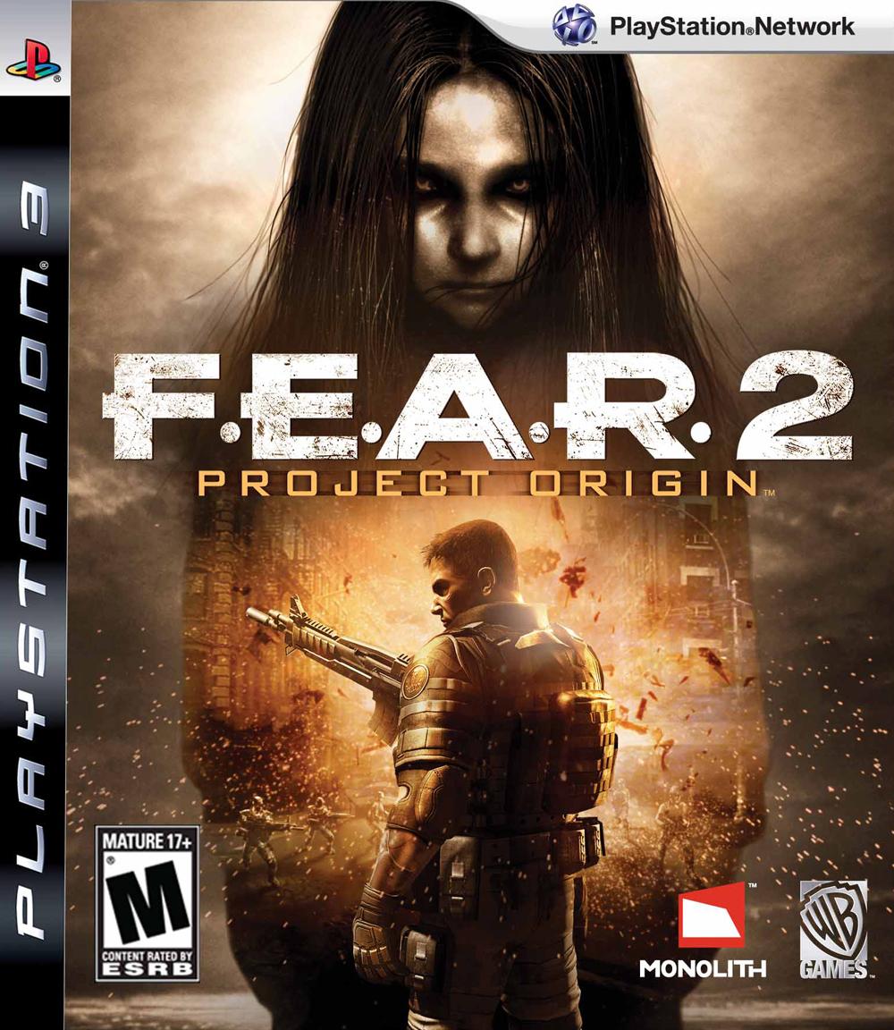 F.E.A.R 2: Project Origin SEMINUEVO