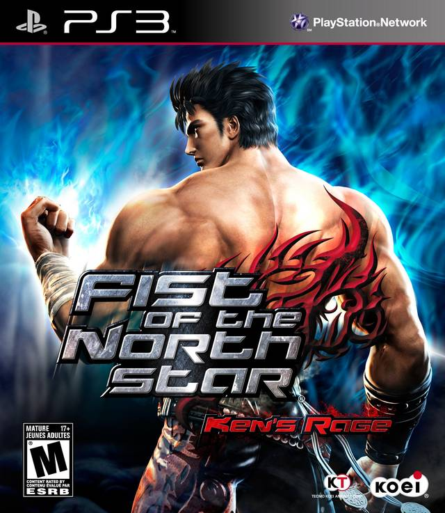 Fist Of The North Star: Ken's Rage Playstation 3 G