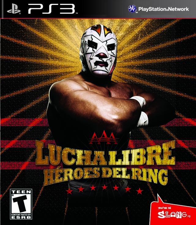 Aaa Heroes Del Ring Xbox