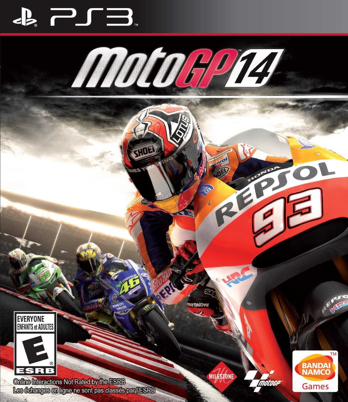 MotoGP 14 Playstation 3 Game