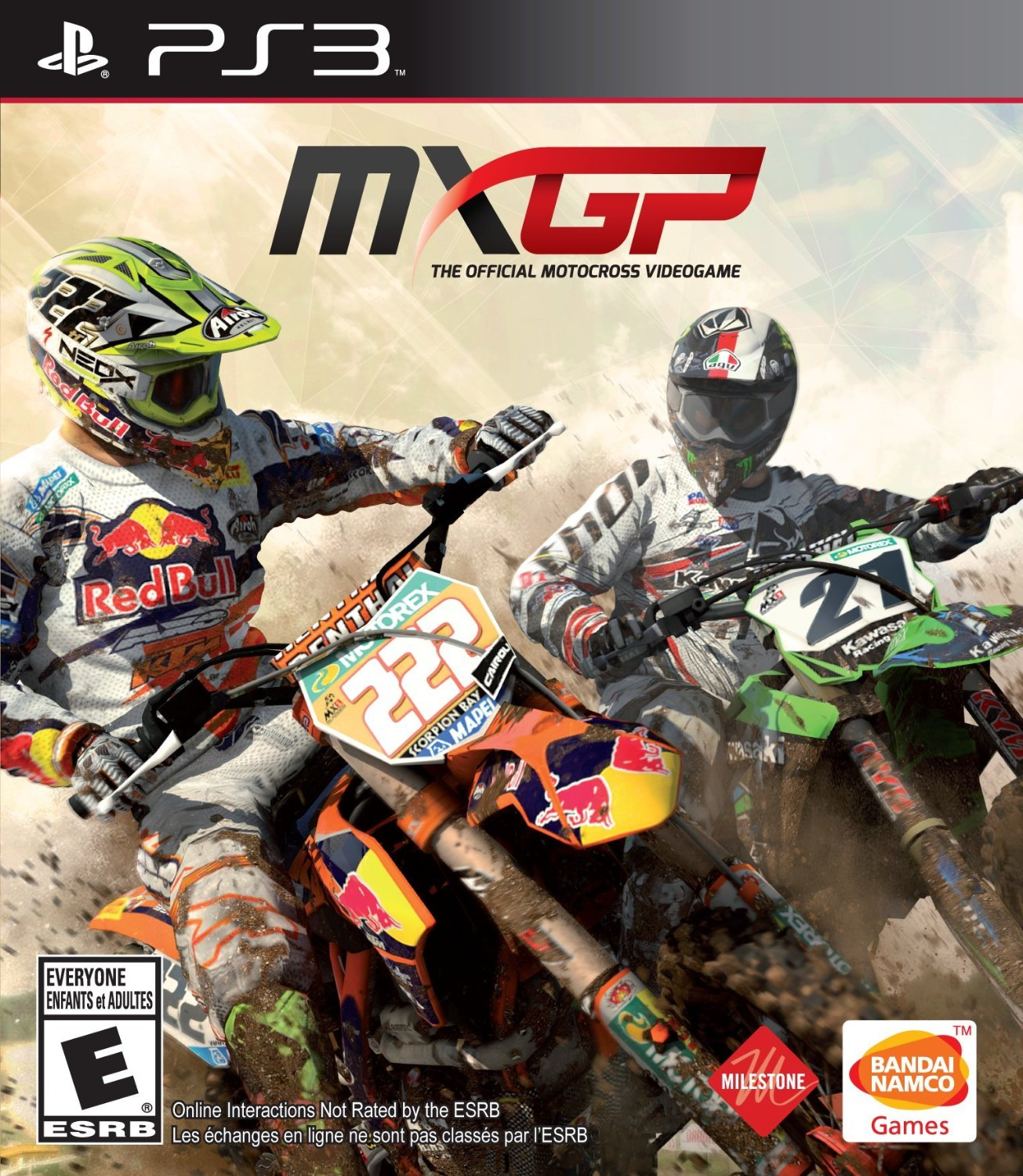 mxgp 14 playstation 3 game. Black Bedroom Furniture Sets. Home Design Ideas