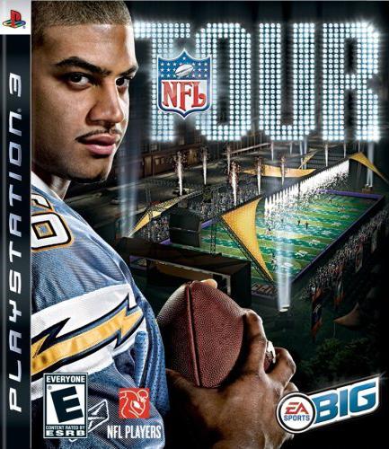 NFL Tour Playstation 3 Game