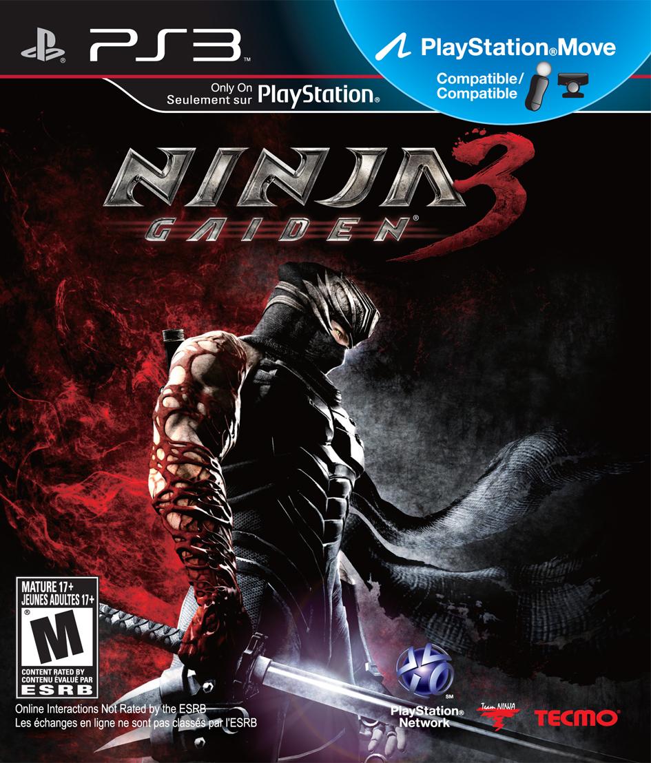 Ninja Gaiden 3 Playstation 3 Game