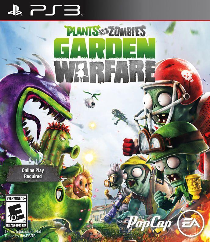 Plants Vs Zombies Garden Warfare Thumbnail