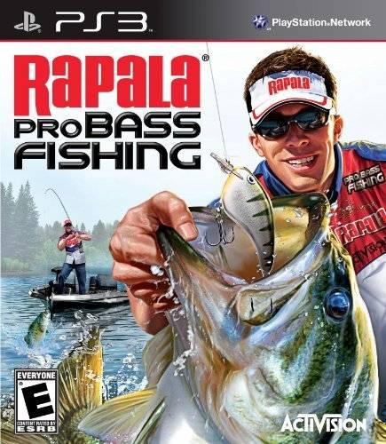 Rapala Pro Bass Fishing 2010 Playstation 3 Game
