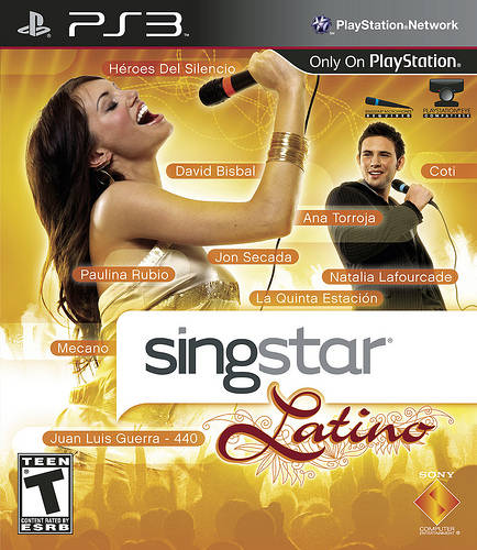 Playstation Singstar