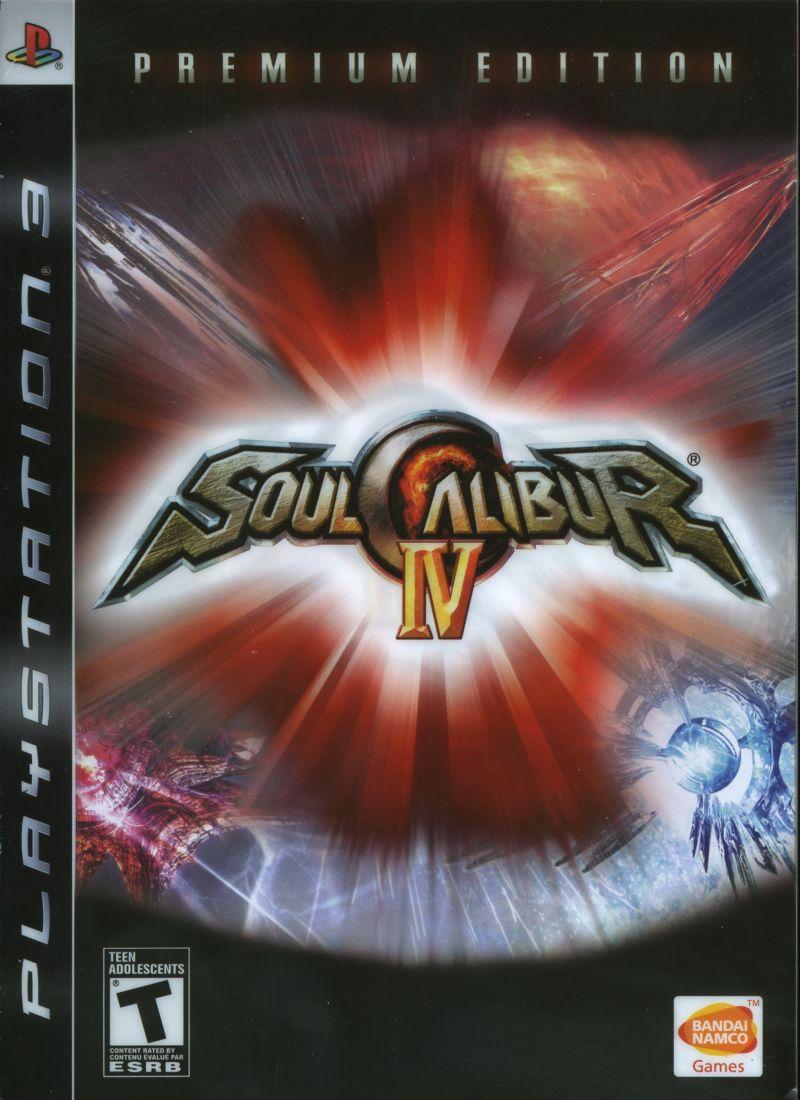 Soul Calibur Ps3