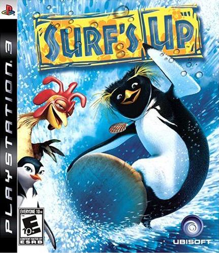 surfs up playstation 3 game