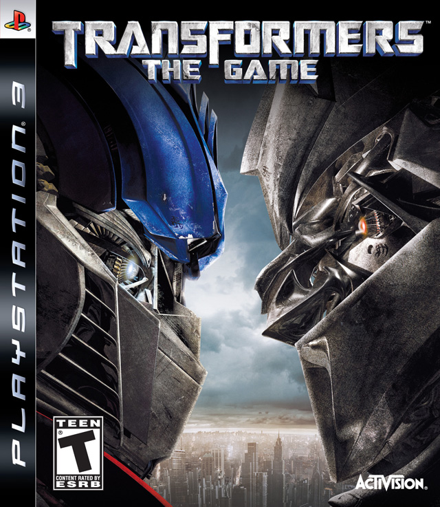 Playstation 3 Ps3 Game : Transformers the game playstation