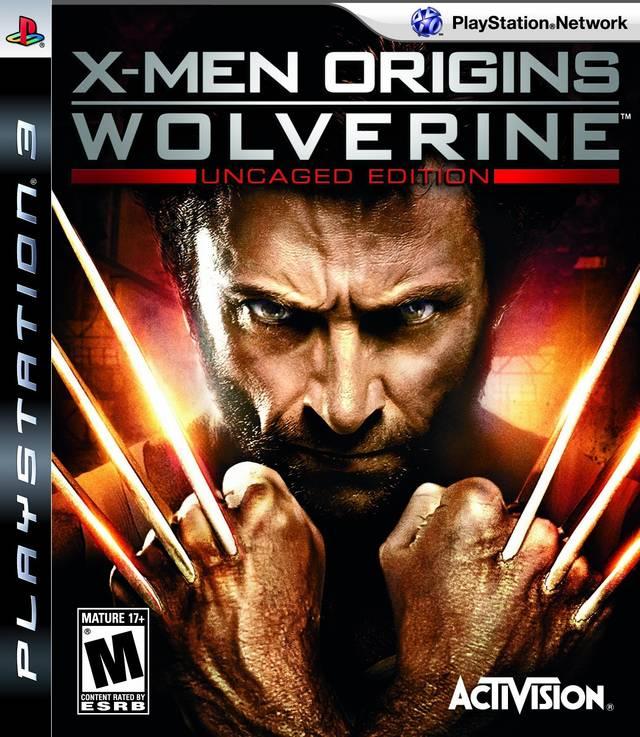 X men origins wolverine playstation 3 game - Wolverine cgi ...