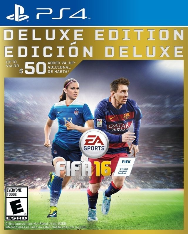 Playstation 4 + Fifa 16