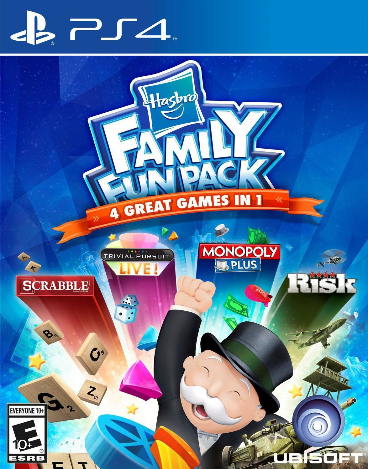 Fun Games For Ps3 : Hasbro family fun pack playstation game