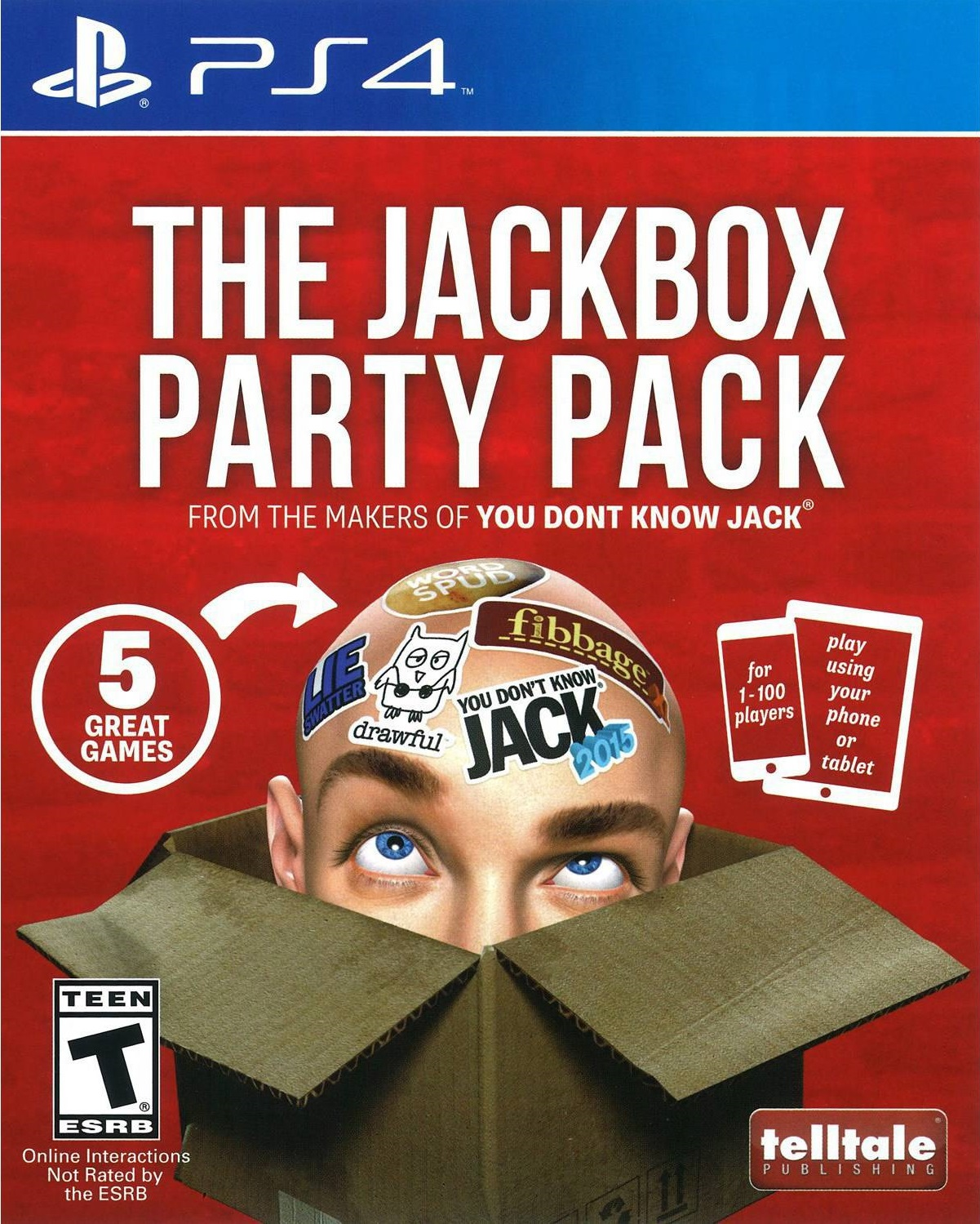 Jackbox Party Pack - Playstation 4 Game