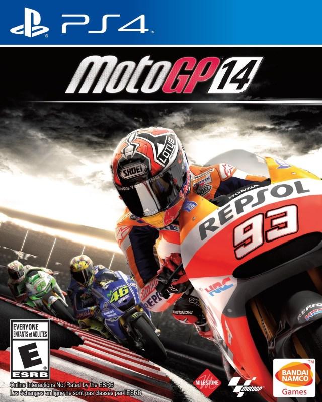 Motogp 14 - Playstation 4 Game