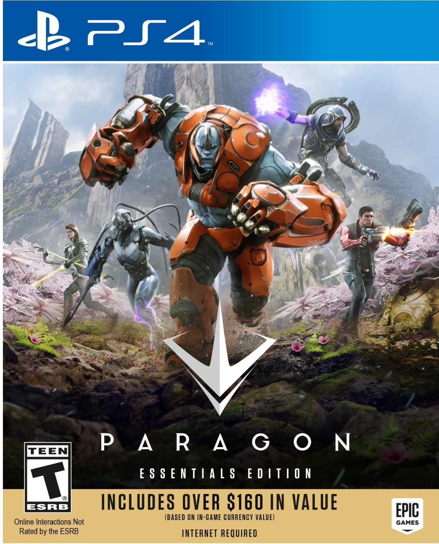 Paragon Essentials Edition - Playstation 4 Game