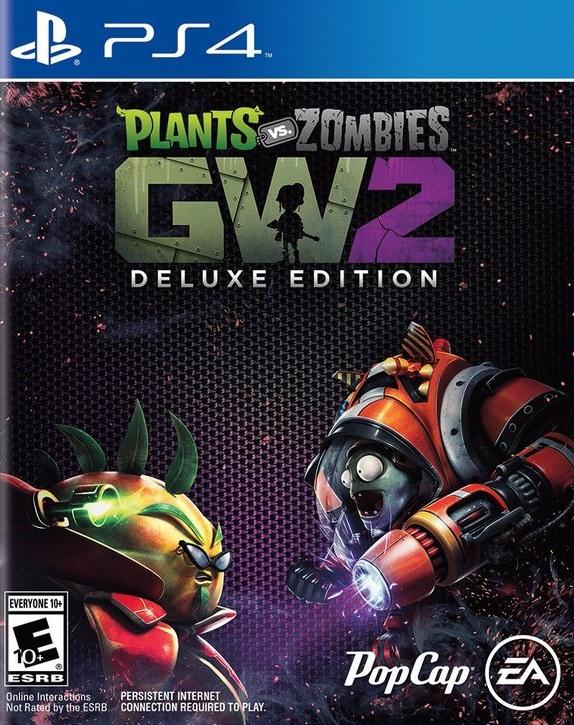 Plants Vs Zombies Garden Warfare 2 Deluxe Edition Playstation 4 Game