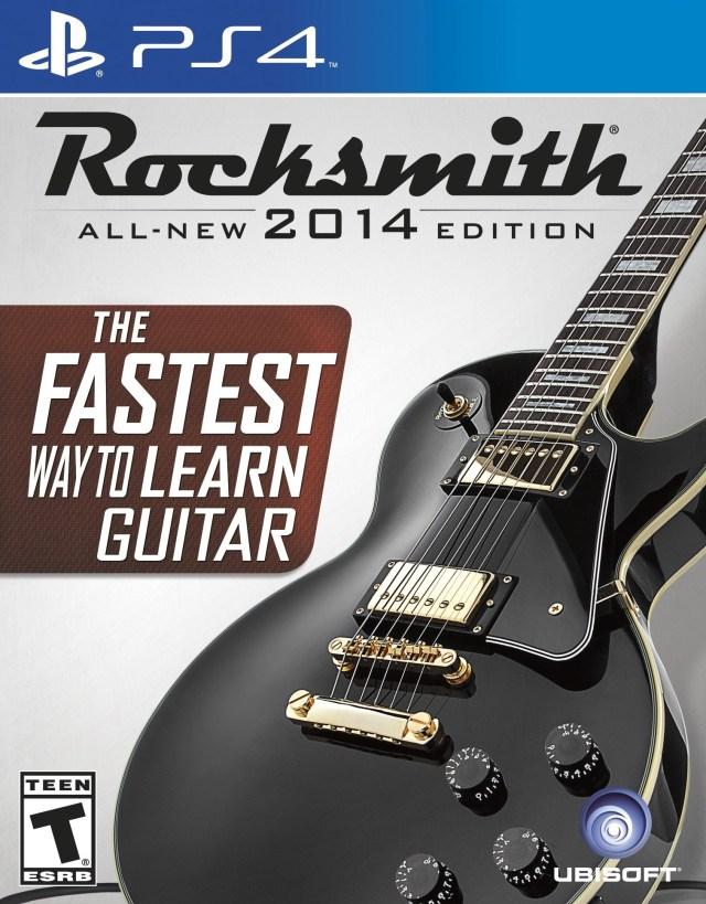 Rocksmith 2014 Edition Playstation 4 : rocksmith 2014 edition playstation 4 game ~ Vivirlamusica.com Haus und Dekorationen