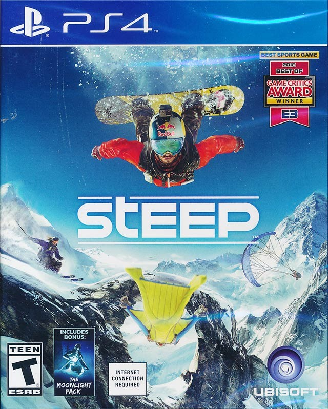 Steep Ps3