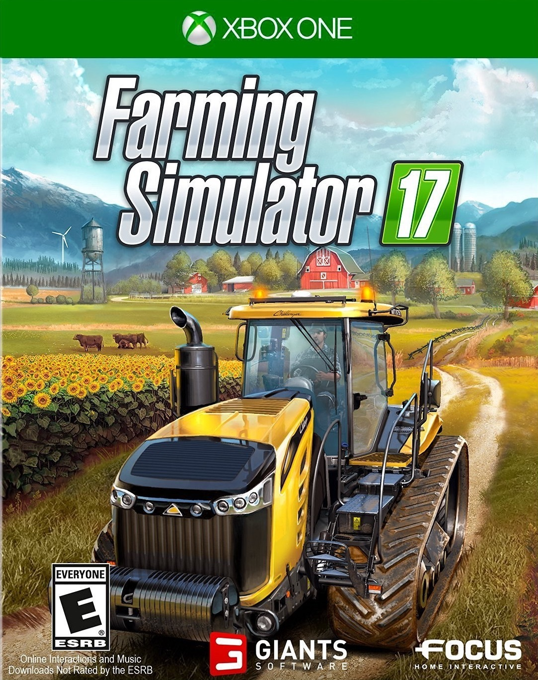 Farming Simulator 17 Xbox One Game