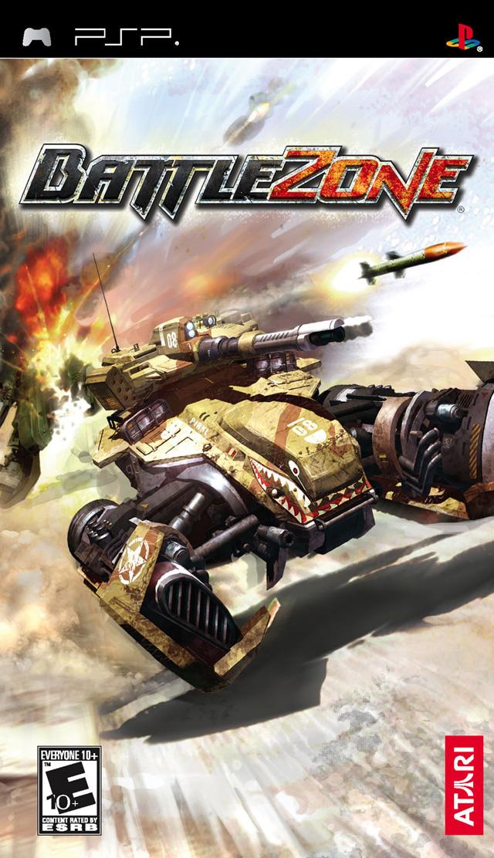 BattleZone PSP Game
