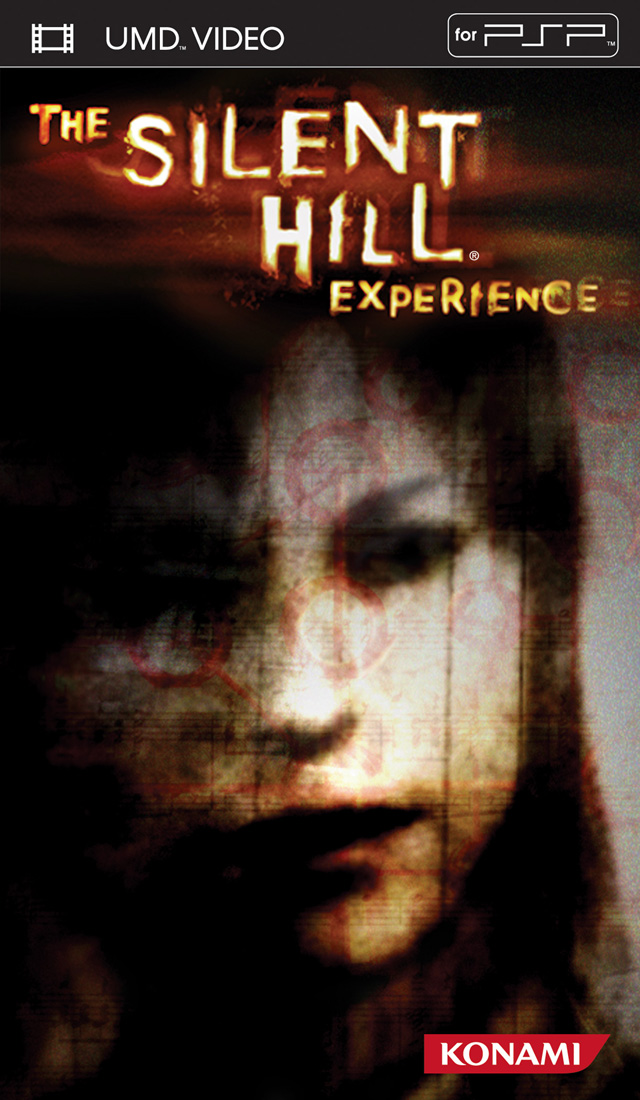 silent hill experience psp game