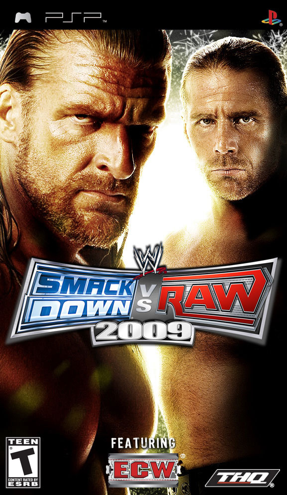 Smackdown vs raw 2009 ppsspp youtube.