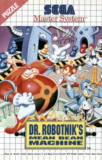 dr robotnik s bean machine