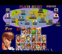 Super Street Fighter Ii Snes Super Nintendo